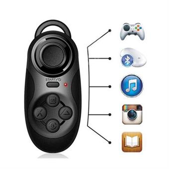 4smarts Basic GAMER Bluetooth Remote - Black