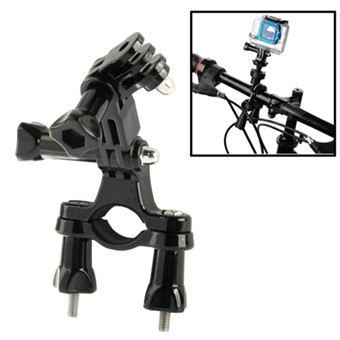 GoPro bike handlebar holder