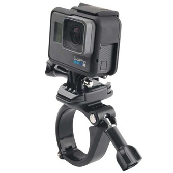 Bicycle mount with Quickrelease for GoPro