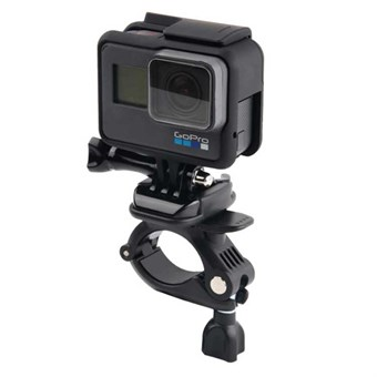 GoPro Bike Mount with 360 Rotating Quickrelease