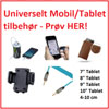Universal Mobile/Tablet Accessories
