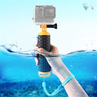 PULUZ Floating Handle with Strap for Go Pro Hero & Other Action Cameras