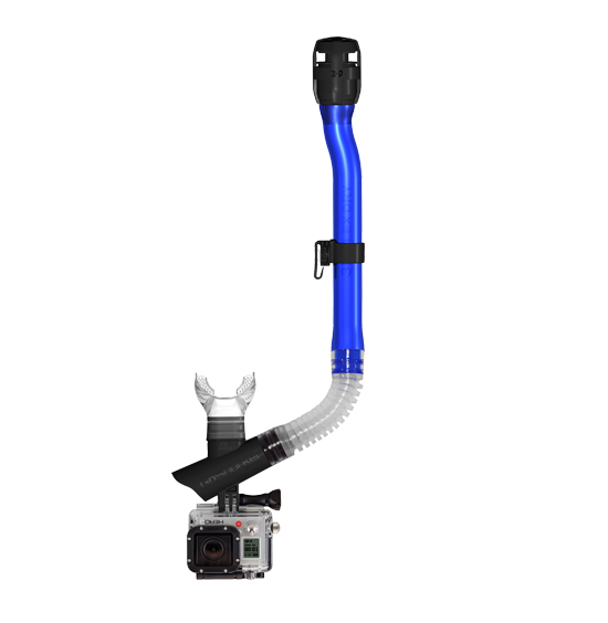 GoSnorkel® for GoPro - Blue