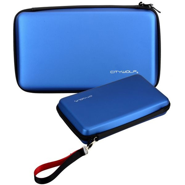 Storage Case - Wii U Gamepad (Blue)